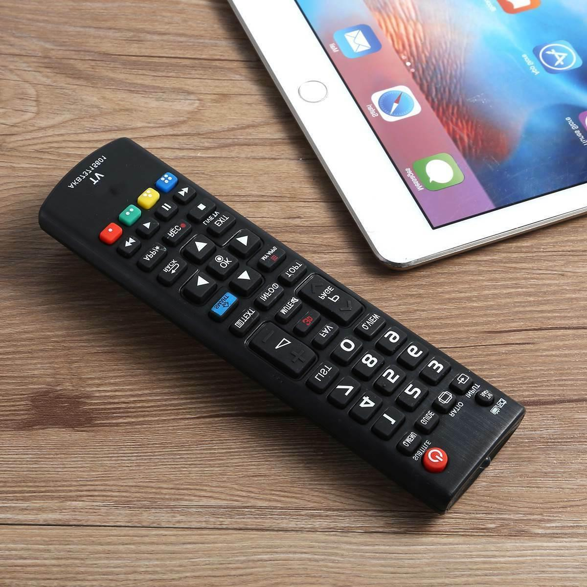 Replacement Remote Control LG AKB73715601 Player Smart TV