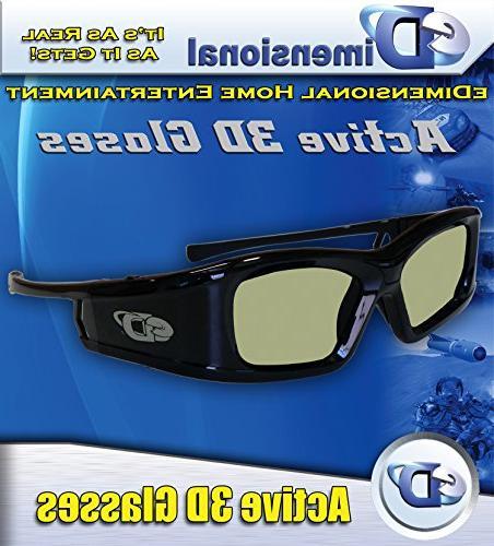 3D Bluetooth TV's
