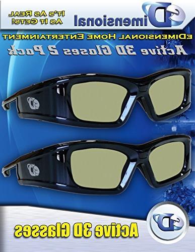 Samsung eDimensional for 2011-15 3D TV's