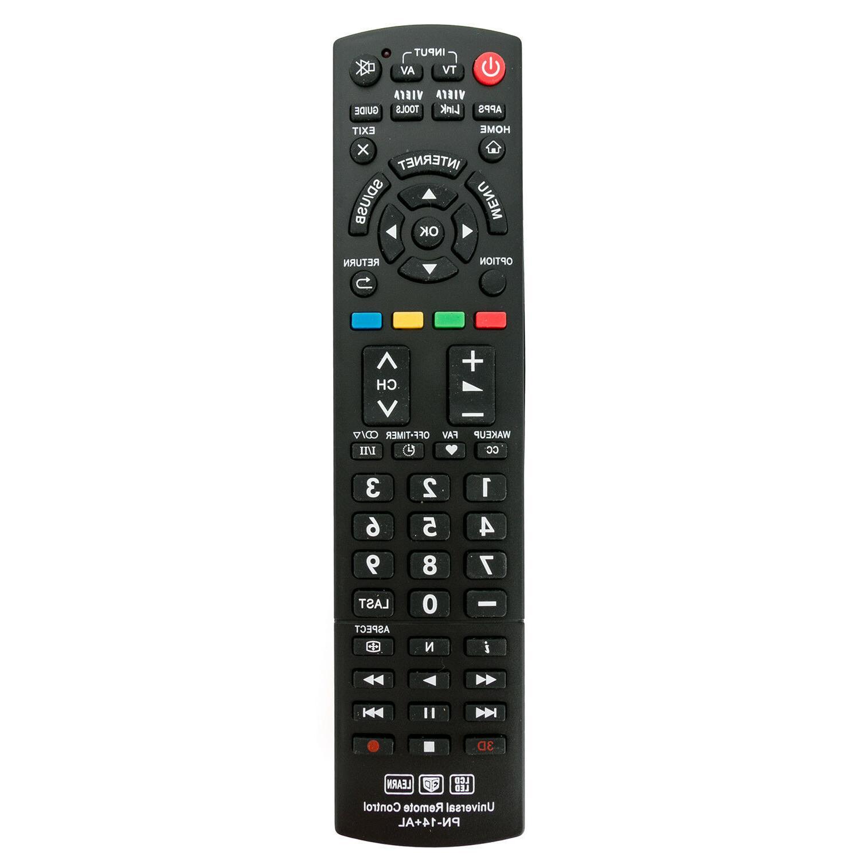 Universal Remote Control for Panasonic Plasma LED LCD HDTV 3