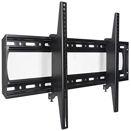 "VideoSecu Extra TV Bracket for most 40""-80"" LCD Plasma TV to VESA 800x400mm and 220 Loading with Sony,Samsung,LG,Sharp,Vizio MZ8"