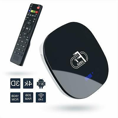 A95X F1 Android TV 4K Quad WiFi