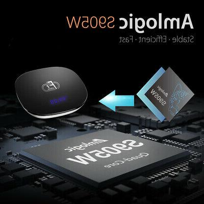 A95X F1 Android TV Amlogic WiFi