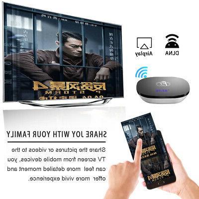 A95X TV 4K WiFi Media