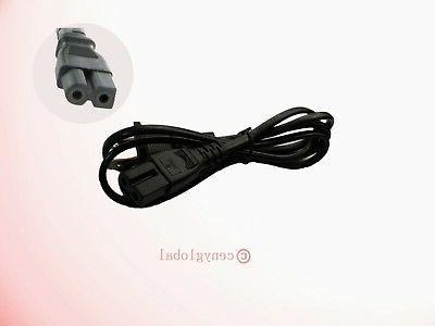 AC Power Cord Cable for Vizio M801d-A3 M801D-A3R 3D LED Full