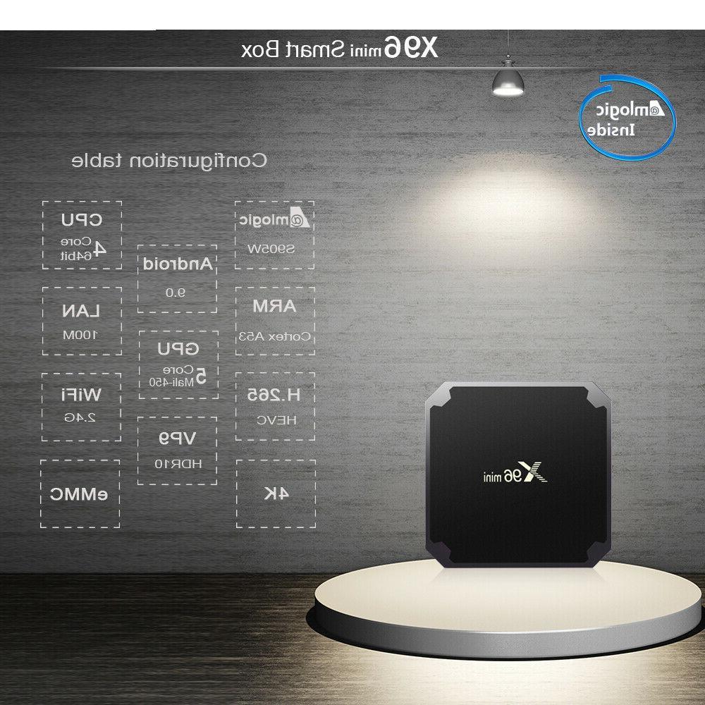 BOX HDMI Media 4K 3D 8G