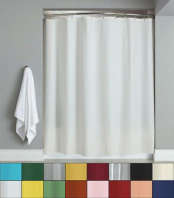anti mildew vinyl shower curtain