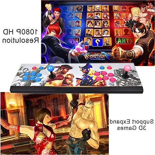 XFUNY Arcade 1080P Games 1 Pandora's Arcade Expand 6000+ / / /