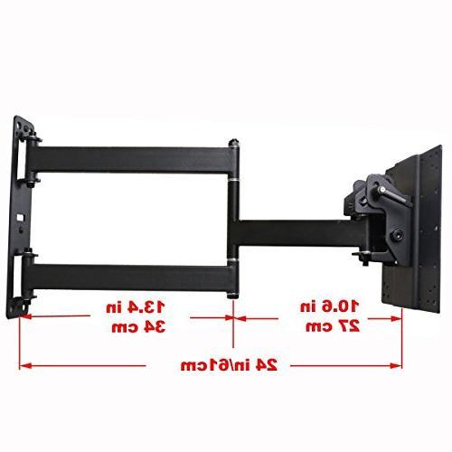 VideoSecu TV most Samsung Sharp LG LCD LED Plasma TV Fit 400x200, 300x300, 300x200, 200x100mm 1KB