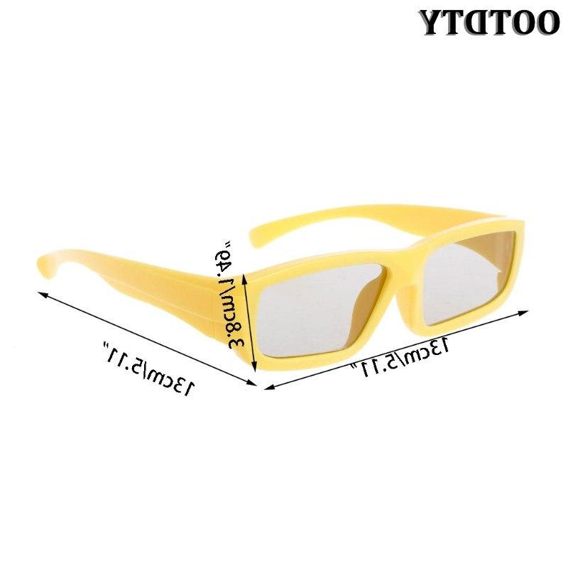 OOTDTY Children Size Polarized For <font><b>TV</b></font> Cinema