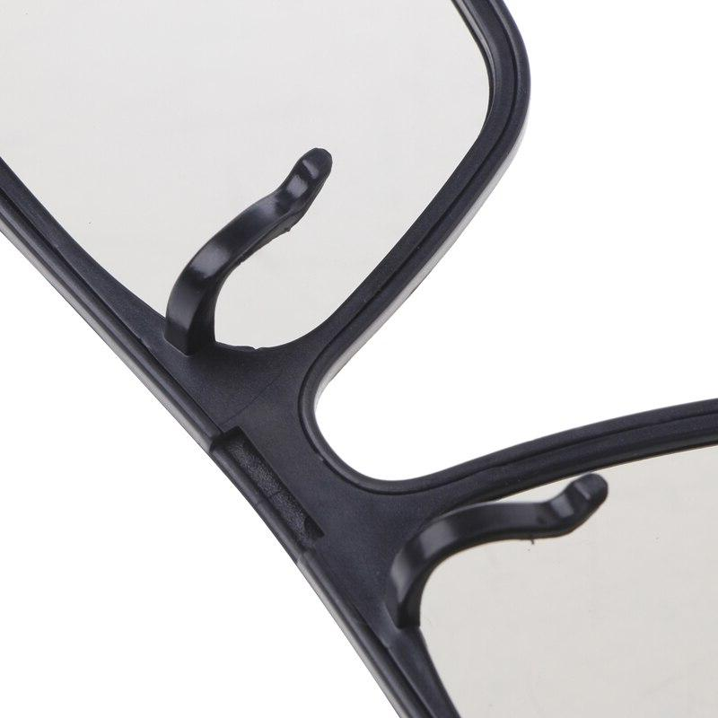 Clip-On Type Circular <font><b>Passive</b></font> Polarized <font><b>3D</b></font> Glasses <font><b>TV</b></font> Real 0.22mm