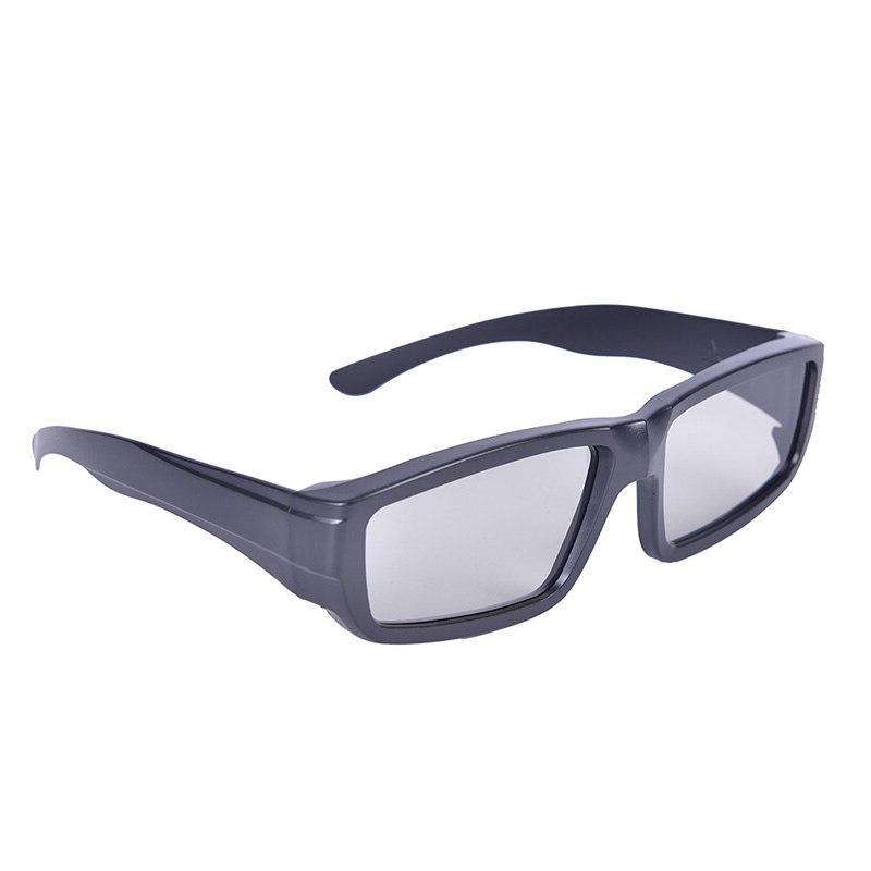 Clip type Circular Clip for Cinema <font><b>3D</b></font> Stereo Glasses For D <font><b>3D</b></font>