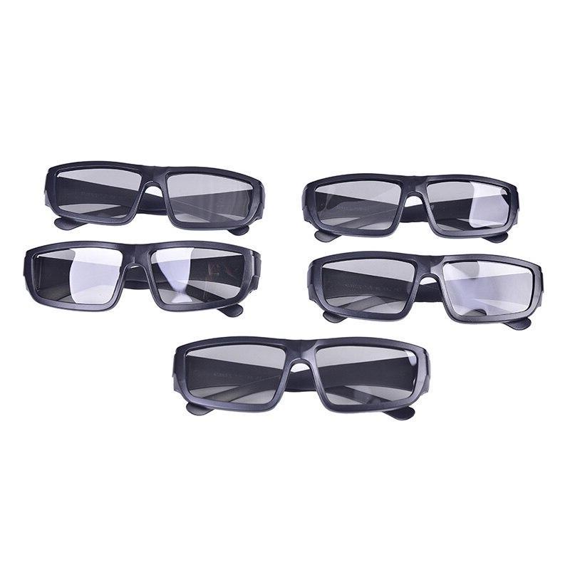 Clip Circular Polarized Clip for <font><b>3D</b></font> Cinema Film Glasses <font><b>TV</b></font> Real D