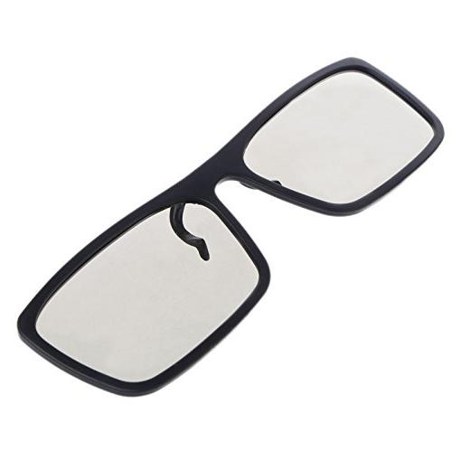 clip square passive polarized 3d