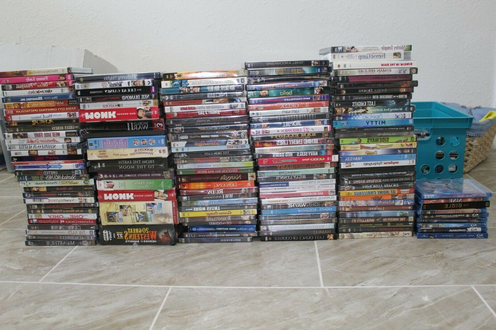 DVD's, YOU CHOOSE, MORE AND , SHIPPING
