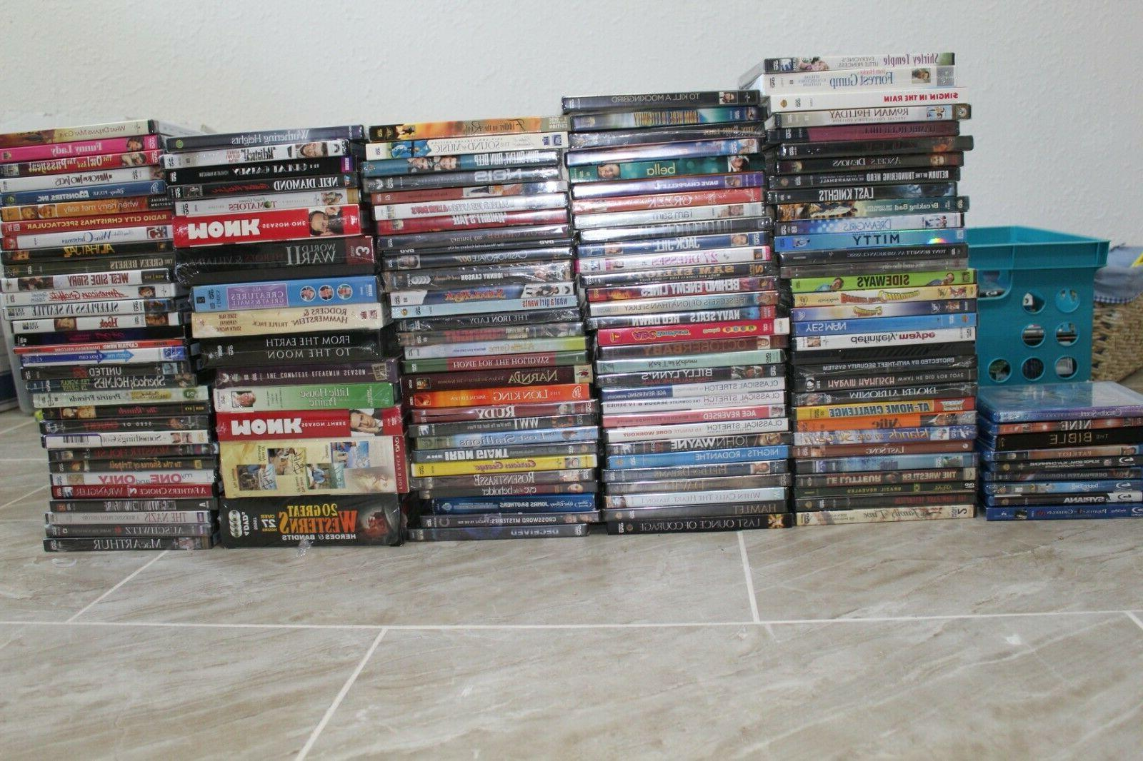 DVD's, YOU CHOOSE, AND SHIPPING