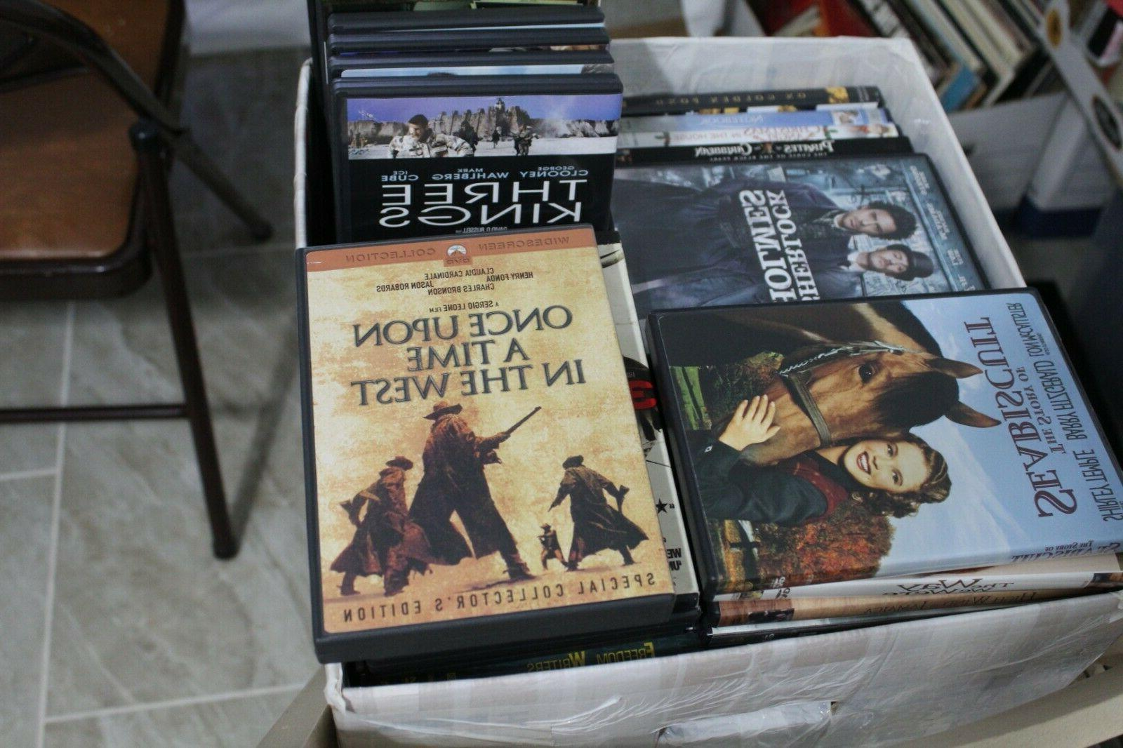 DVD's, TV AND SAVE , SHIPPING -:)