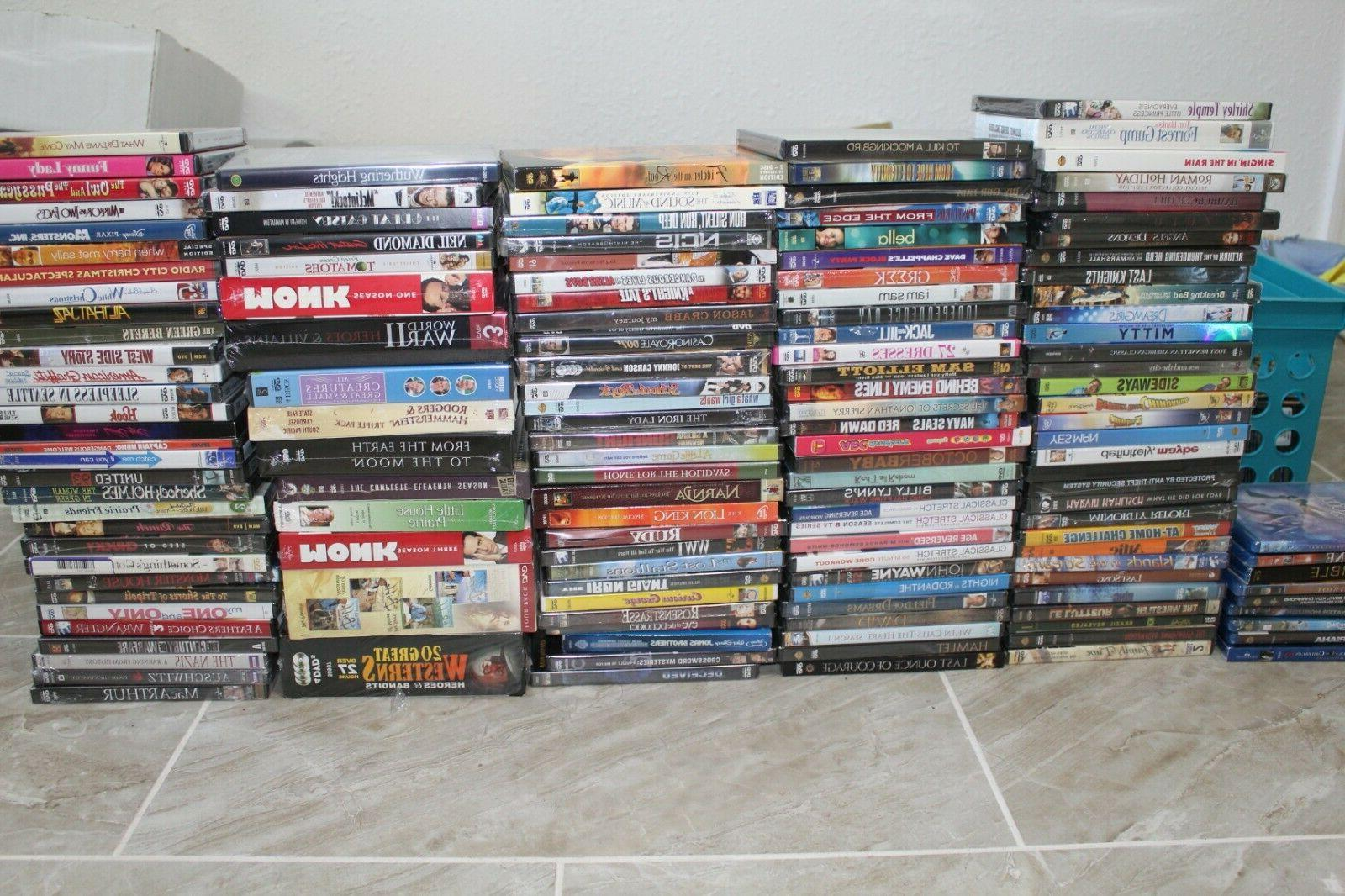 DVD's, YOU CHOOSE, MORE AND SAVE , COMBINE SHIPPING