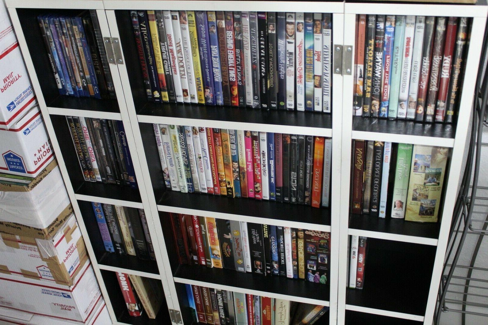 DVD's, YOU BUY SHIPPING -:)
