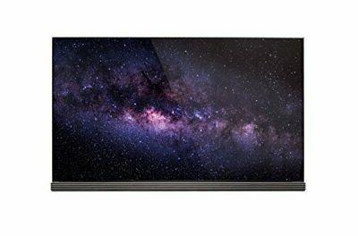 LG Electronics SIGNATURE OLED65G6P Flat 65-Inch 4K Ultra HD