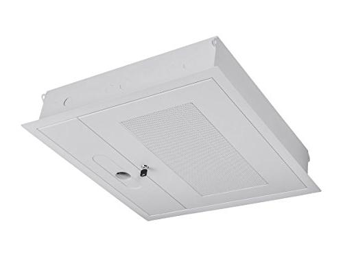 entegrade ceiling equipment storage enclosure