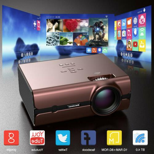 FHD WiFi Wireless Android 6.0 Video