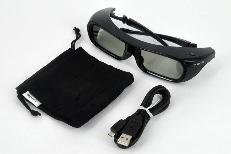 Genuine New Active 3D Glasses For Sony TDG-BR250 Bravia TV