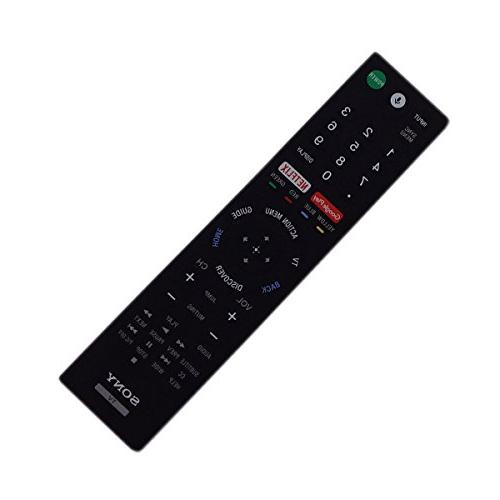 Sony TV Ultra HDTV Control with and Netflix