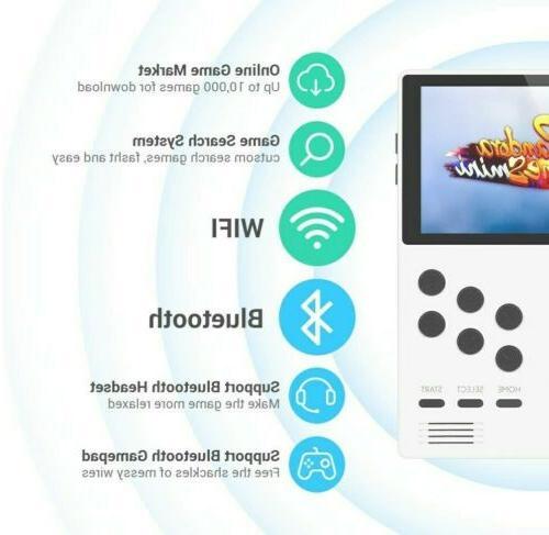 👾 Retro Game Console Bluetooth TV &