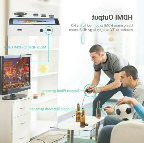 👾 Handheld Game Emulation Bluetooth - TV