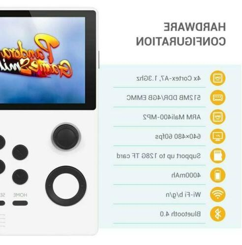👾 Handheld Game Console Bluetooth - TV NEW