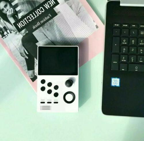 handheld retro video game emulation console bluetooth