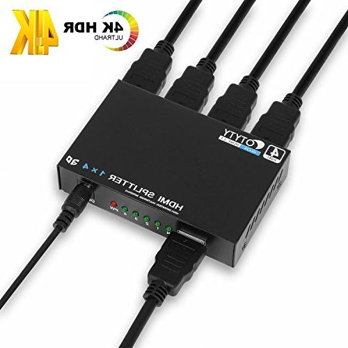 hdmi splitter adapter