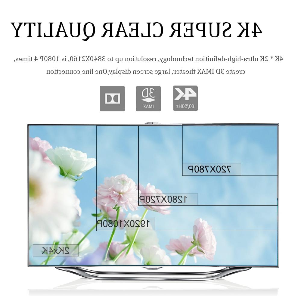 High Male 3D for TV 1m 1.5m 2m 3m