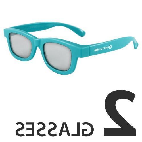 kids blue 3d passive glasses