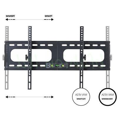 LCD Smart Flat Tilt Wall Holder Bracket 32 60