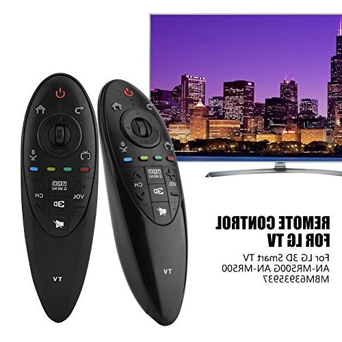 fosa Control, TV Replacement Controller 33ft with for LG TV