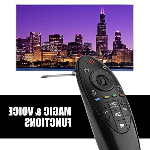 fosa Control, Smart 3D Replacement with Functions LG TV AN-MR500G AN-MR500 MBM63935937