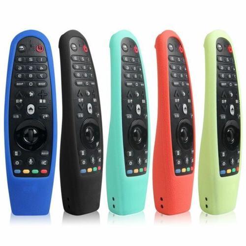 magic remote cover soft silicone remote case