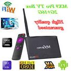 MX9 Pro TV Box  RK3328 Android7.1 Quad Core WiFi 3D 4K UHD 2