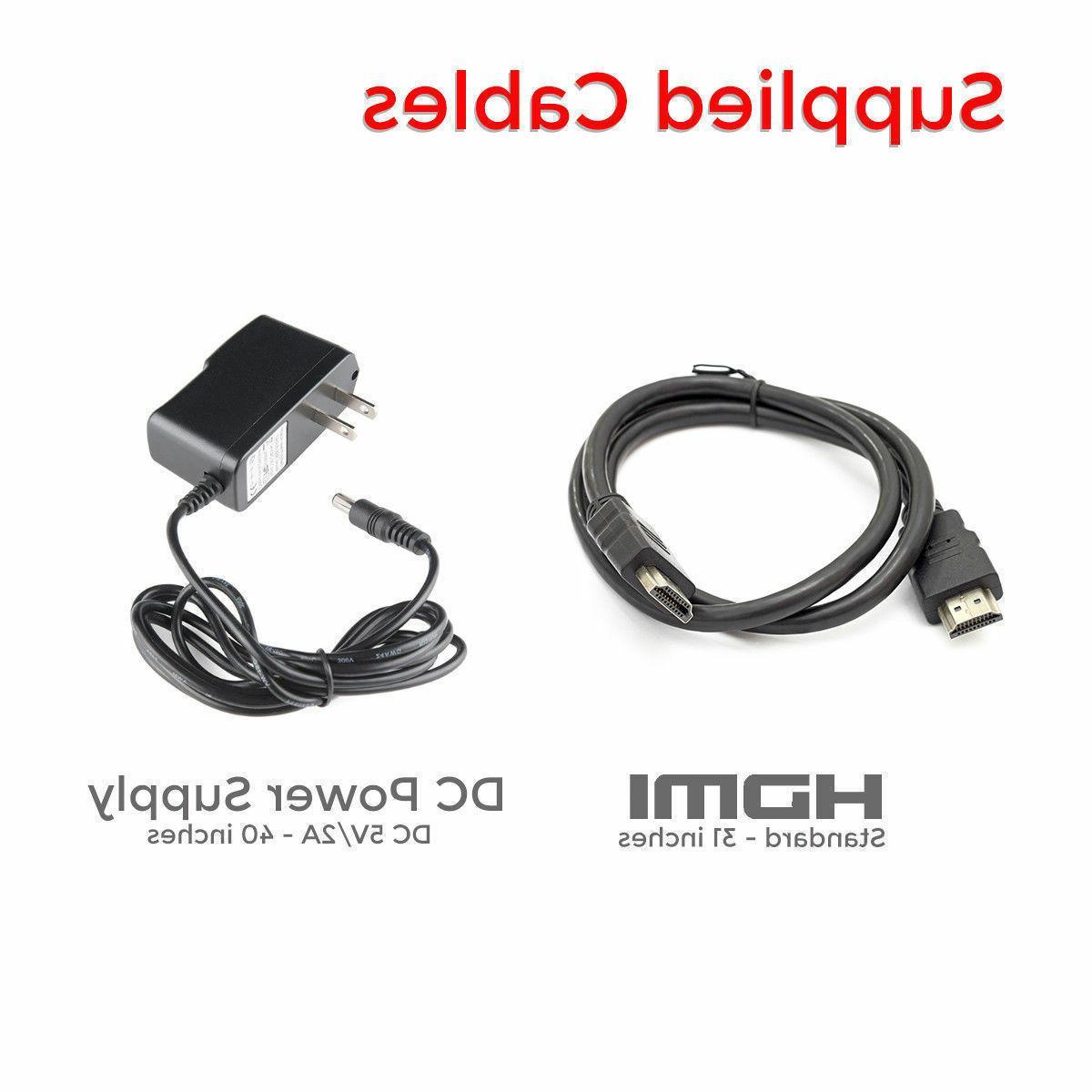 MXQ 4K Android Smart Box S905W HDMI WIFI Streamer