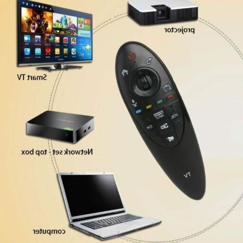 New 3D Remote ANMR500G Replacement for Smart