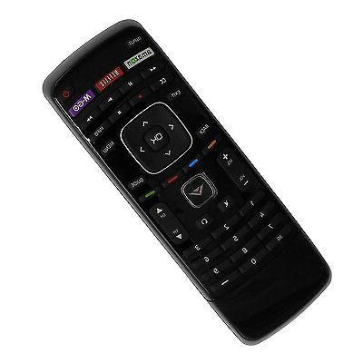 New VIZIO TV Remote side keyboard M-GO