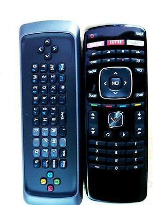 new 3d xrt303 tv remote dual side