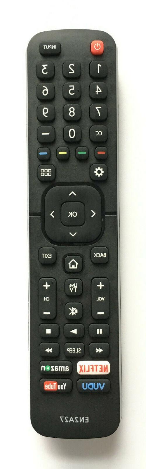 new hisense replacement remote en2a27 for hisense