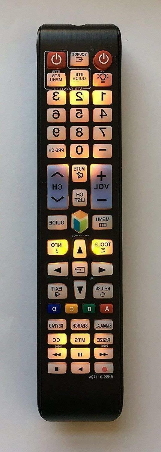 NEW For SAMSUNG LCD SMART TV buttons
