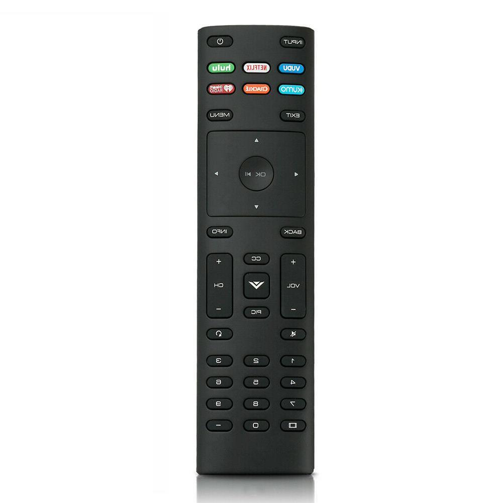 New Replace Remote for Vizio TV PX75-G1 V555-G1 V605-G3 D32f