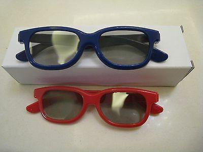 new two pairs kids new 3d glass