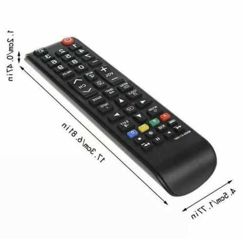 New Universal Remote for Samsung LED HDTV TVs