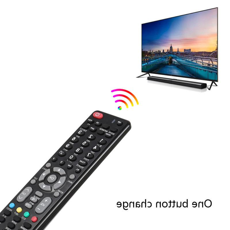 new universal tv remote for changhong 3d